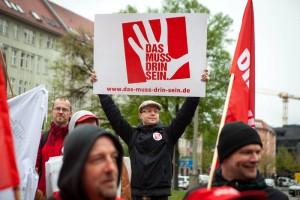"""1. Mai: """"Beteiligt Euch an den Demonstrationen!"""""""