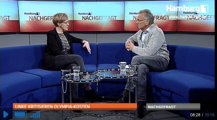 Heike Sudmann und Herbert Schalthoff