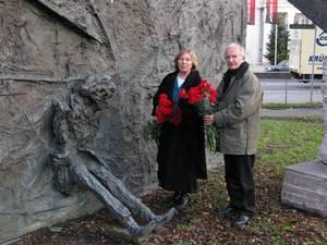 LINKE ehrt verstorbenen Alfred Hrdlicka