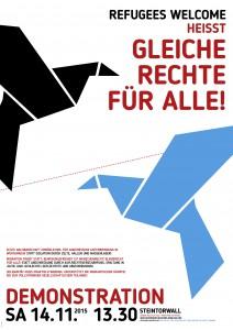 Gleiche_Rechte14.11.15-Poster