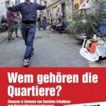 Quartier Broschüre Cover