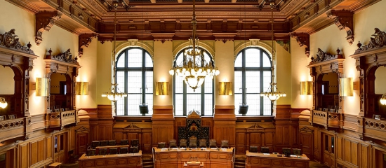 DIE LINKE in der Bürgerschaft: Unsere Anträge vom 12. und 13. Oktober