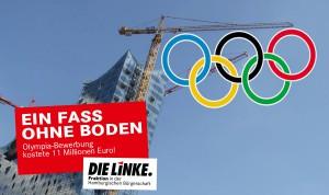 Ein Fass ohne Boden: Olympia-Bewerbung kostete elf Millionen Euro!