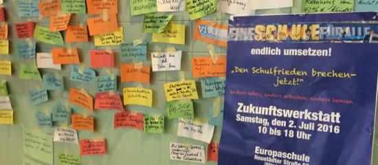 """Schule der Zukunft? """"Raus aus Routine und Resignation!"""""""