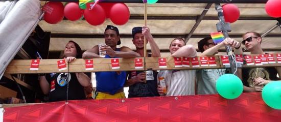 LINKE diskutiert auf der Pride Week: Verfolgung Homosexueller in Hamburg