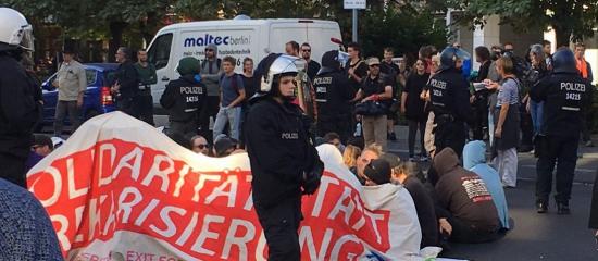 Blockupy-Aktion: Blockieren wir das Arbeitsministerium!