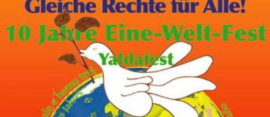 """DIE LINKE feiert das Yalda-Fest: """"Frieden und Solidarität – Gleiche Rechte für alle!"""""""