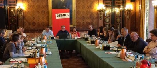 Fraktionsvorsitzende aus Bund und Ländern fordern neuen NSU-Untersuchungsausschuss und Auflösung des Verfassungsschutzes
