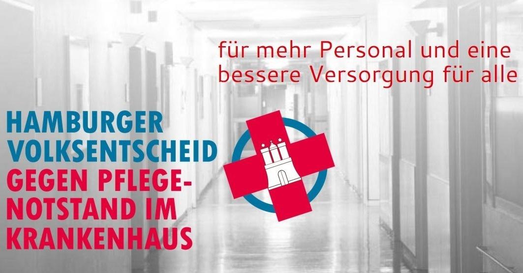 Volksinitiative Pflegenotstand https://www.volksentscheid-pflegenotstand.de/