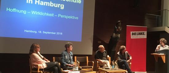 Veranstaltungsbericht: 50 Jahre Gesamtschule. Hoffnung – Wirklichkeit – Perspektive