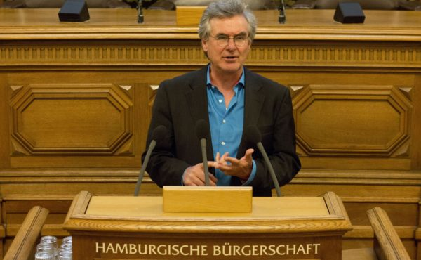 Norbert Hackbusch Bürgerschaft