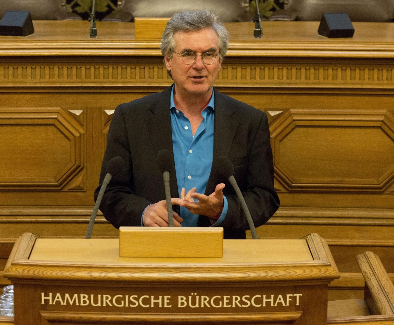 Norbert Hackbusch Bürgerschaft2
