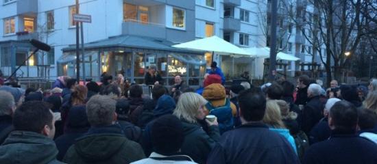 "Gregor Gysi: ""Hamburg muss sozialer werden!"""