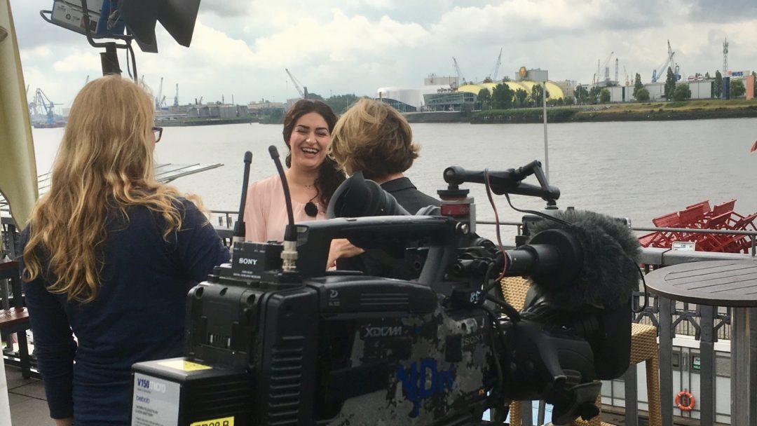 Cansu Özdemir im Interview