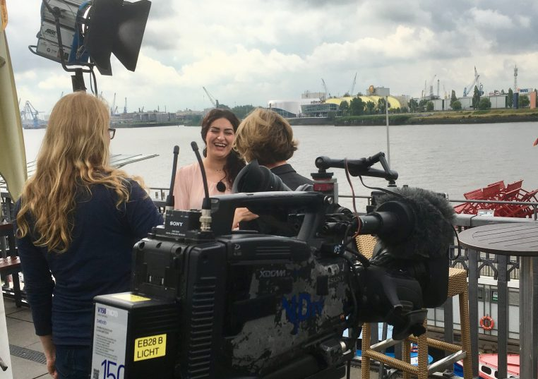 Cansu Özdemir im Interview