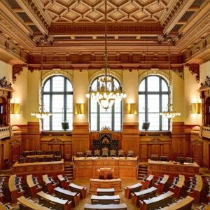 Bürgerschaft Hamburg
