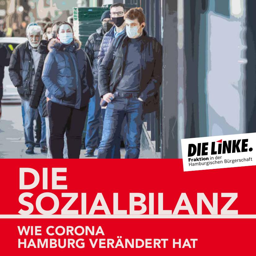 Sozialbilanz-Broschüre - Titelseite